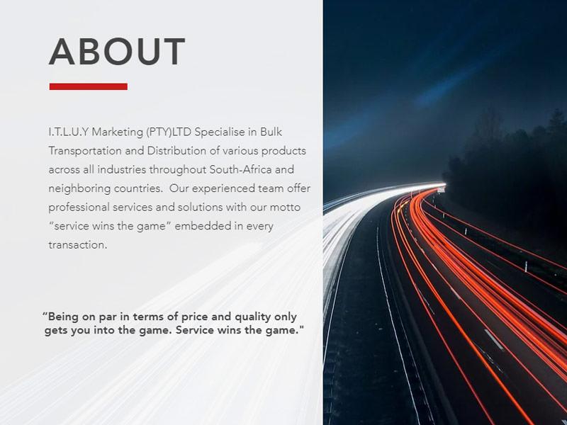 ITLUY Website Design 02 - ITLUY Marketing – Website redesign