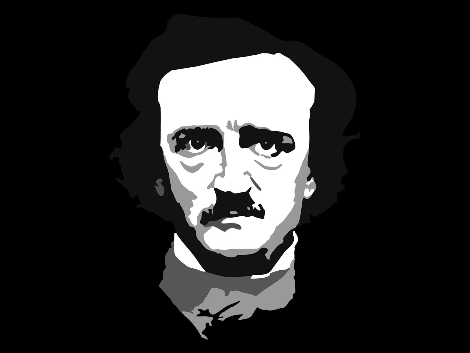 Edgar Allen Poe T Shirt Redbubble - Edgar Allan Poe – T-shirt design