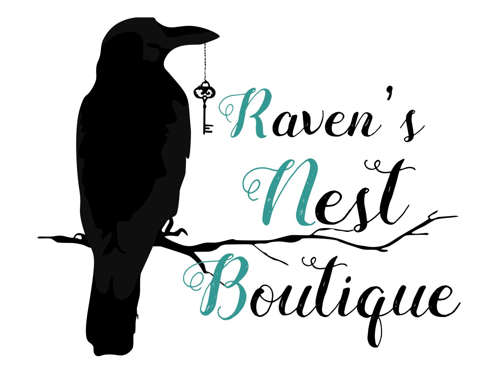 Ravens nest logo thumbnail - Ravens Nest Boutique Logo Design Ravens nest logo thumbnail - Portfolio – Logo design