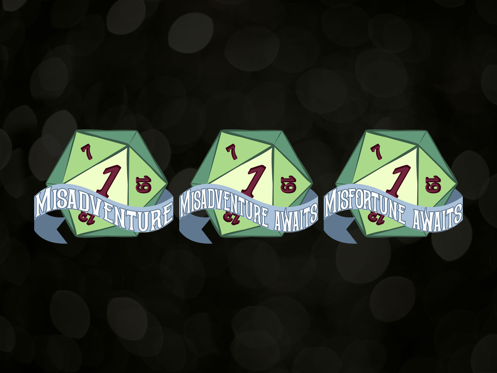 dnd dice header - Dungeons and Dragons – Natural One – Misadventure Awaits dnd dice header - BRU Graphic design – Graphic, Website and UX Design